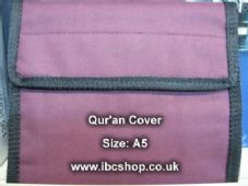 Quran Cover Size: A5  ( Brand New )